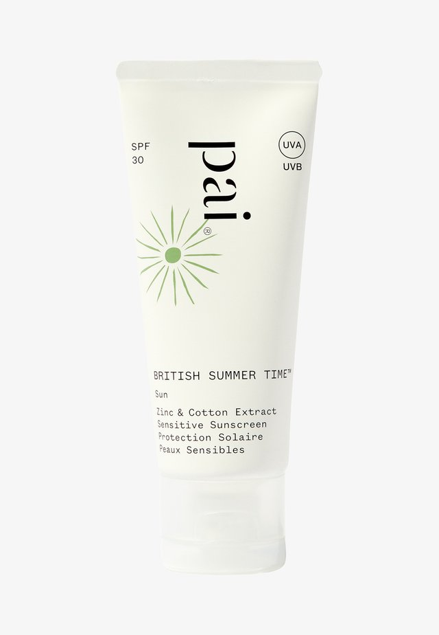 BRITISH SUMMER TIME - Zonnebrandcrème - -