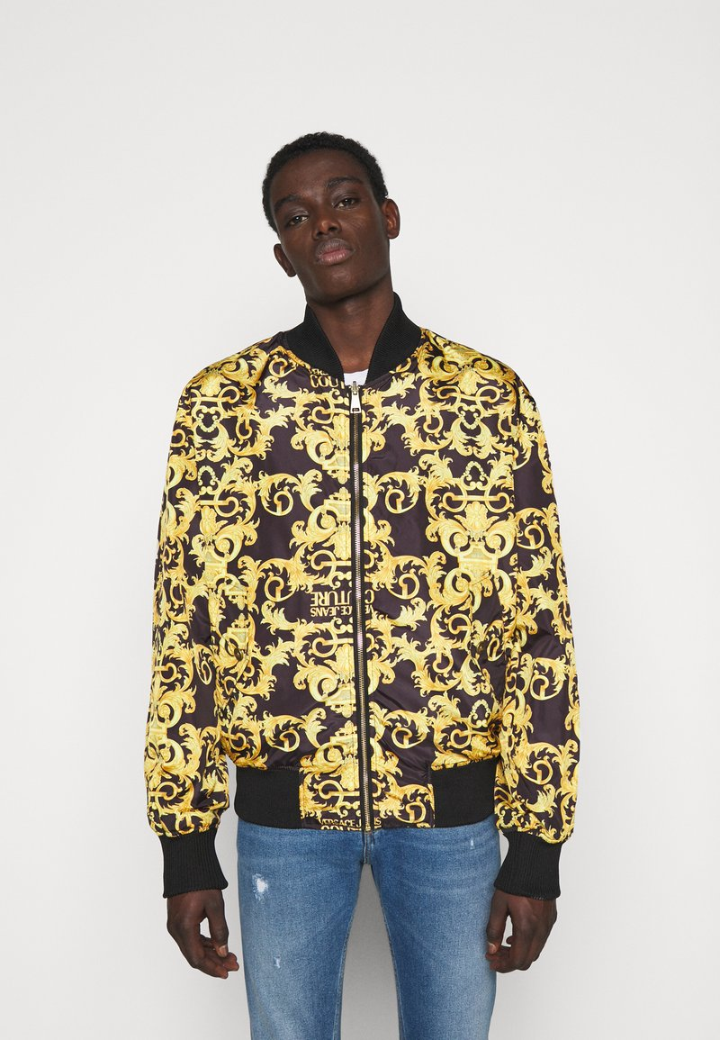 Versace Jeans Couture - TECNICAL - Bomber Jacket - black