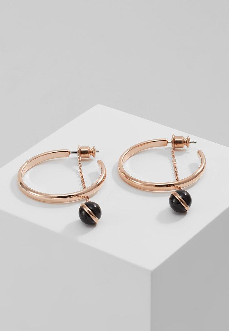 Skagen - ELLEN - Earrings - roségold