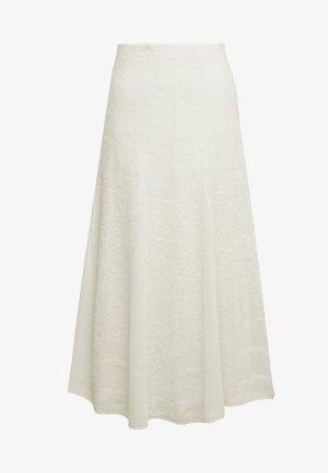 KELISSA - A-snit nederdel/ A-formede nederdele - soft white
