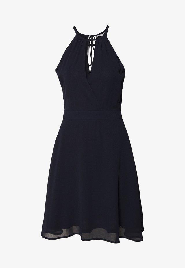 ONLCHARLENE ABOVE KNEE DRESS - Vestido de cóctel - night sky