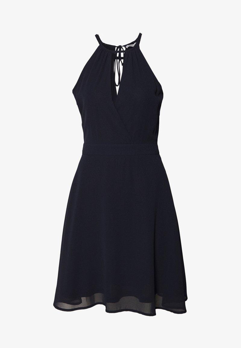 ONLY - ONLCHARLENE ABOVE KNEE DRESS - Robe de soirée - night sky