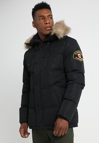 Alessandro Zavetti - OSHAWA - Winter jacket - black - 0