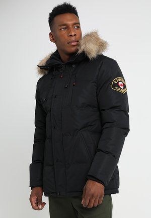 OSHAWA - Winter jacket - black
