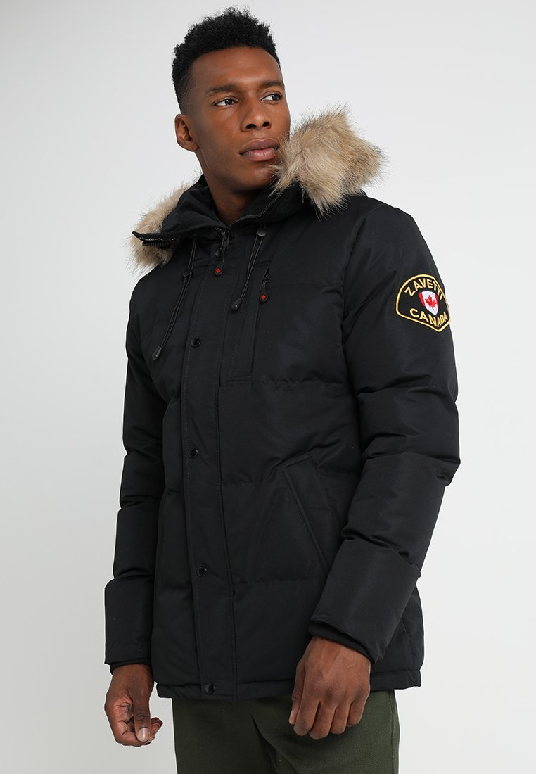 Alessandro Zavetti - OSHAWA - Winter jacket - black