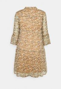 Vero Moda Petite - VMKAY SHORT DRESS - Day dress - tan - 1