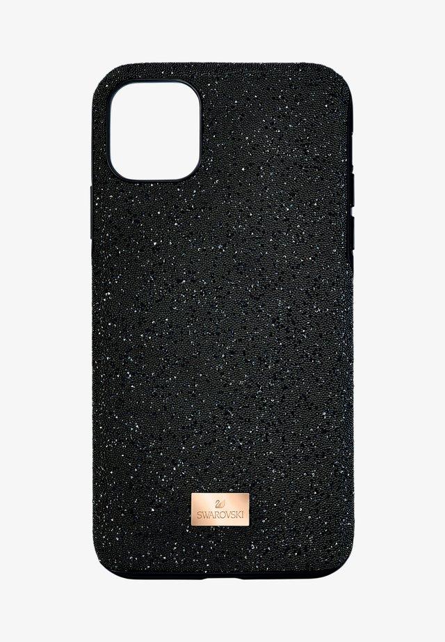 HIGH SMARTPHONE CASE, IPHONE® 12 PRO MAX, BLACK - Phone case - black