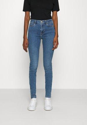 FLEX HARLEM  - Jeansy Skinny Fit - blue denim
