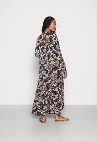 Emily van den Bergh - DRESS - Maxi dress - navy/brown - 2