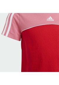 adidas Performance - Sports shirt - red - 2