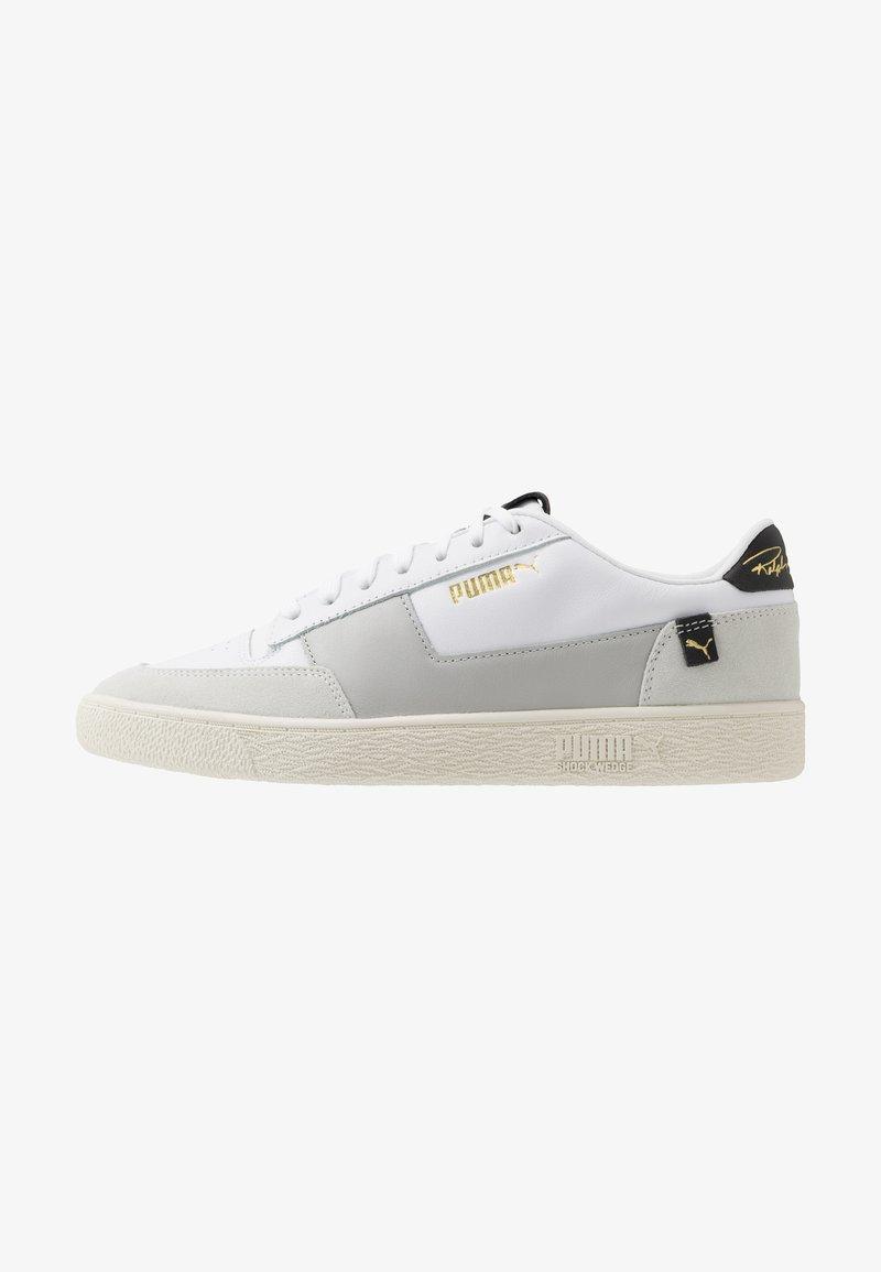 Puma - RALPH SAMPSON - Trainers - white/gray violet/whisper white