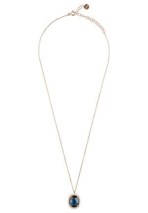 Halskette - or rosé