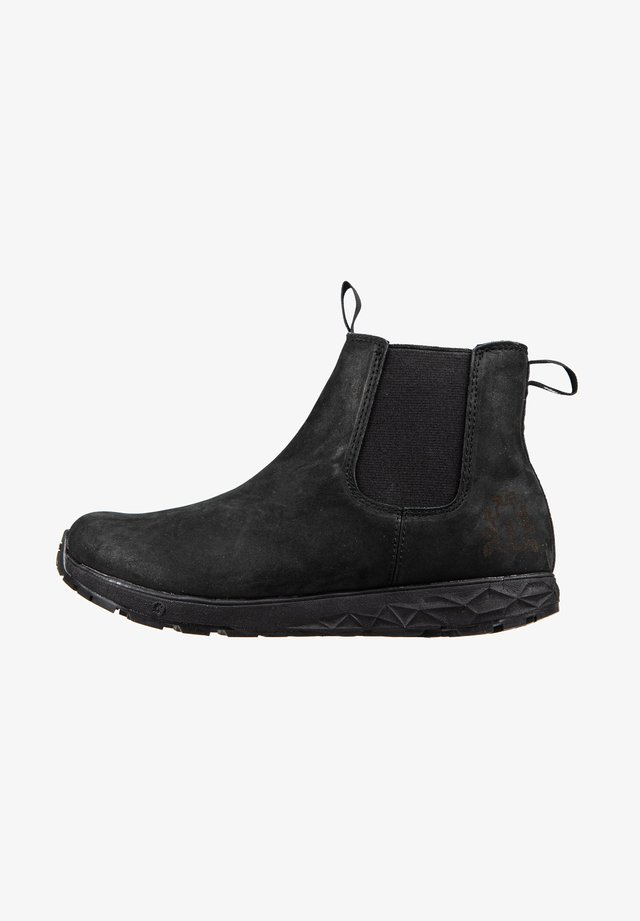 WANDER M MICHELIN WIC - Classic ankle boots - black