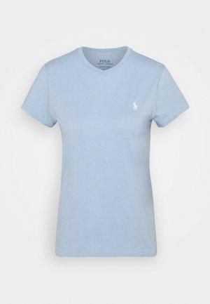 Jednoduché triko - estate blue