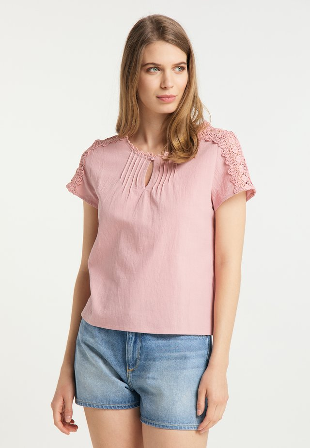 Blouse - rosa