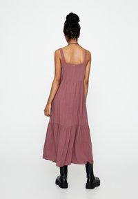 PULL&BEAR - Day dress - rose - 2