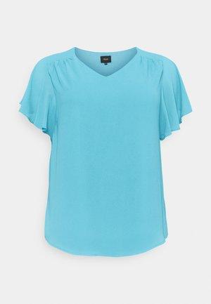 Basic T-shirt - river blue