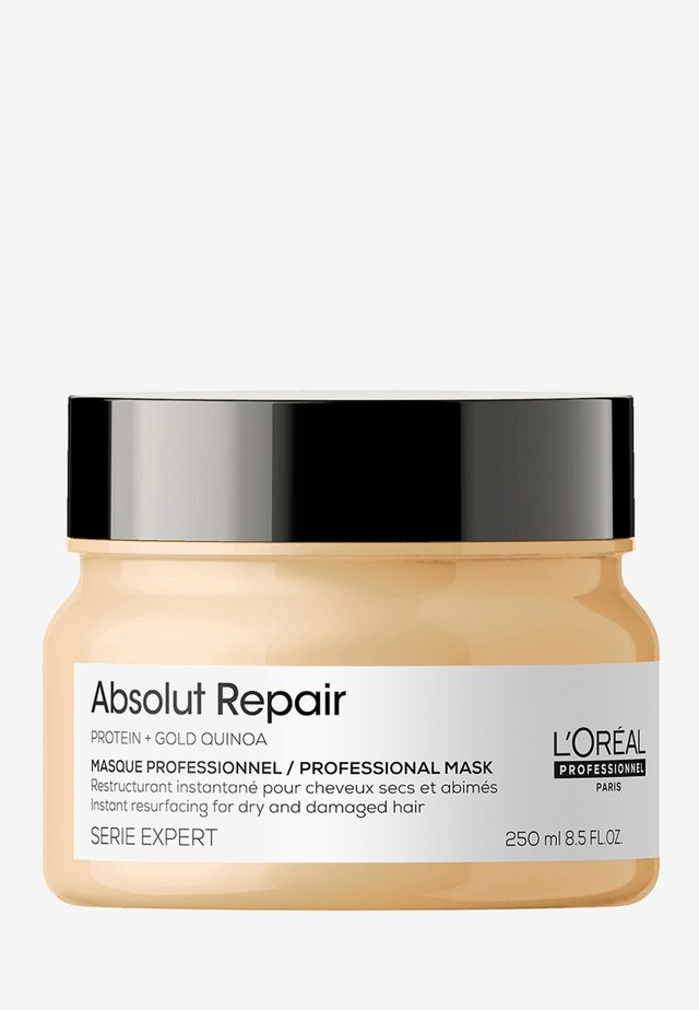 SERIE EXPERT ABSOLUT REPAIR MASK - Hair mask - -