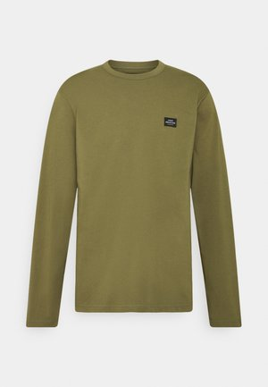 TOVOLO - Long sleeved top - martini olive