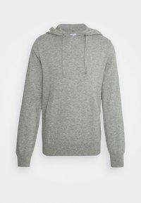 Filippa K - ARTHUR HOODIE - Jumper - light grey - 0