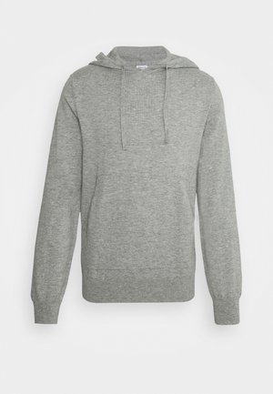 ARTHUR HOODIE - Jumper - light grey