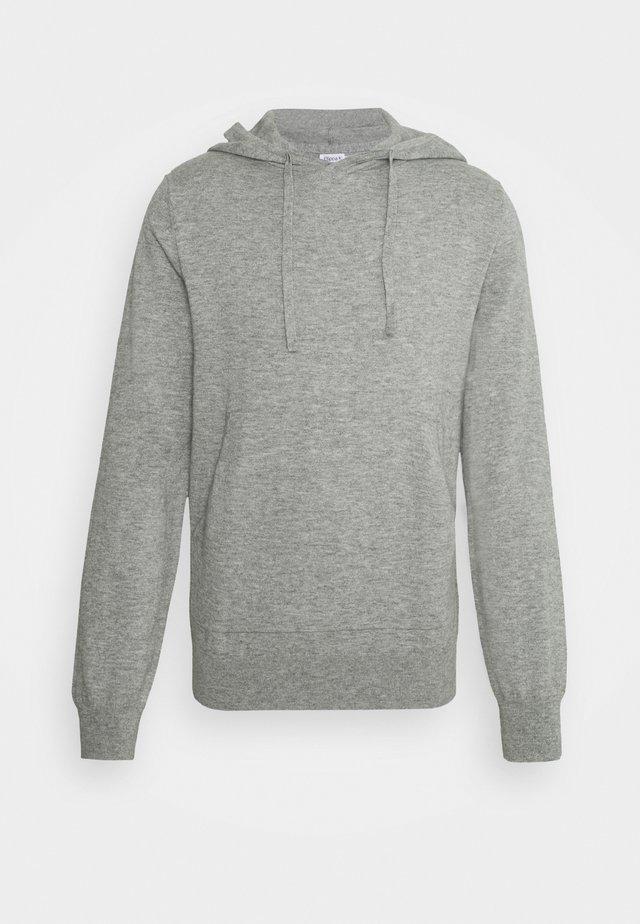 ARTHUR HOODIE - Svetr - light grey