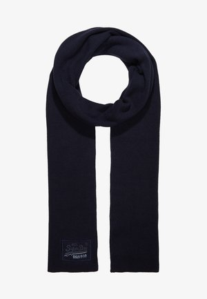 ORANGE LABEL SCARF - Sjaal - navy grit