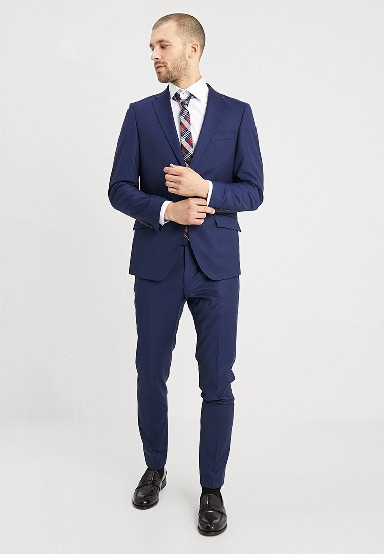 Bugatti - SUITS SLIM FIT - Kostym - blue