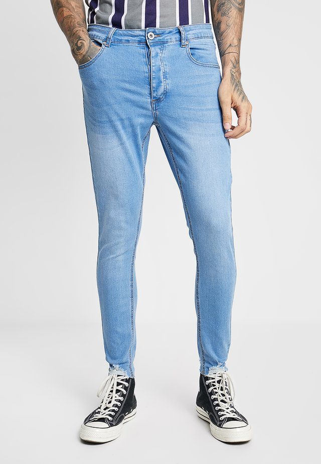 CARLTON - Jeans Skinny - lightwash