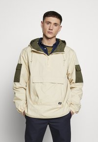 Dickies - BRONWOOD - Windbreaker - light taupe - 0