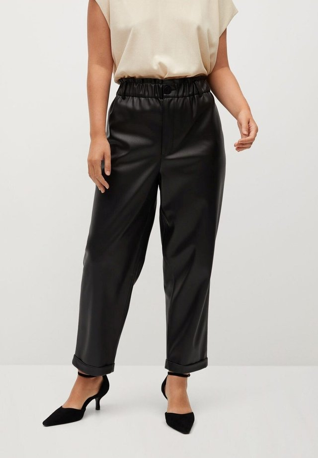 SKULL - Pantaloni - zwart