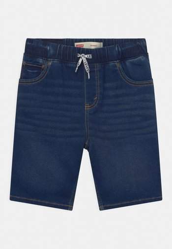 SKINNY DOBBY  - Denim shorts - prime time