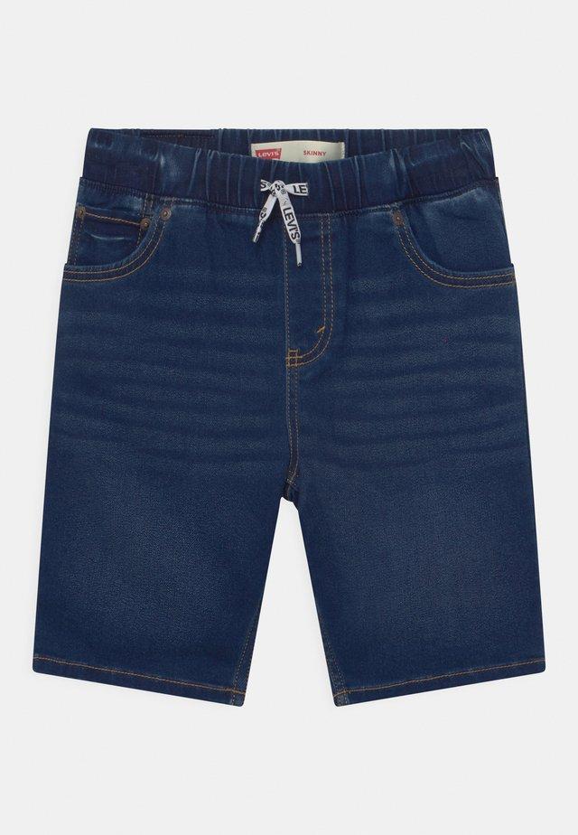 SKINNY DOBBY  - Shorts di jeans - prime time