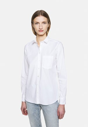 METTE - Button-down blouse - white