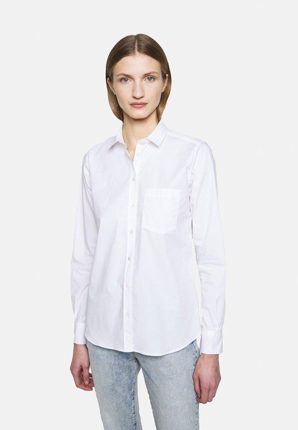 CLOSED METTE - Koszula - white/biały JDZU