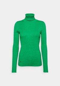 vivid emerald
