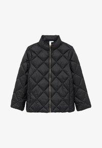 Mango - BLANDICO - Light jacket - schwarz - 6