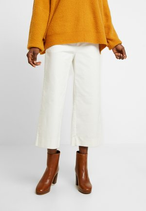 EVERYBODY WIDE LEG - Trousers - snow day