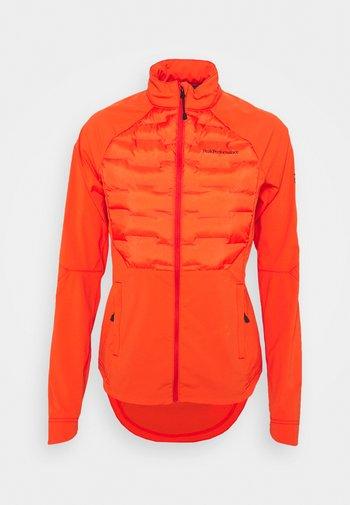 ARGON SWIFT HYBRID - Outdoor jacket - super nova