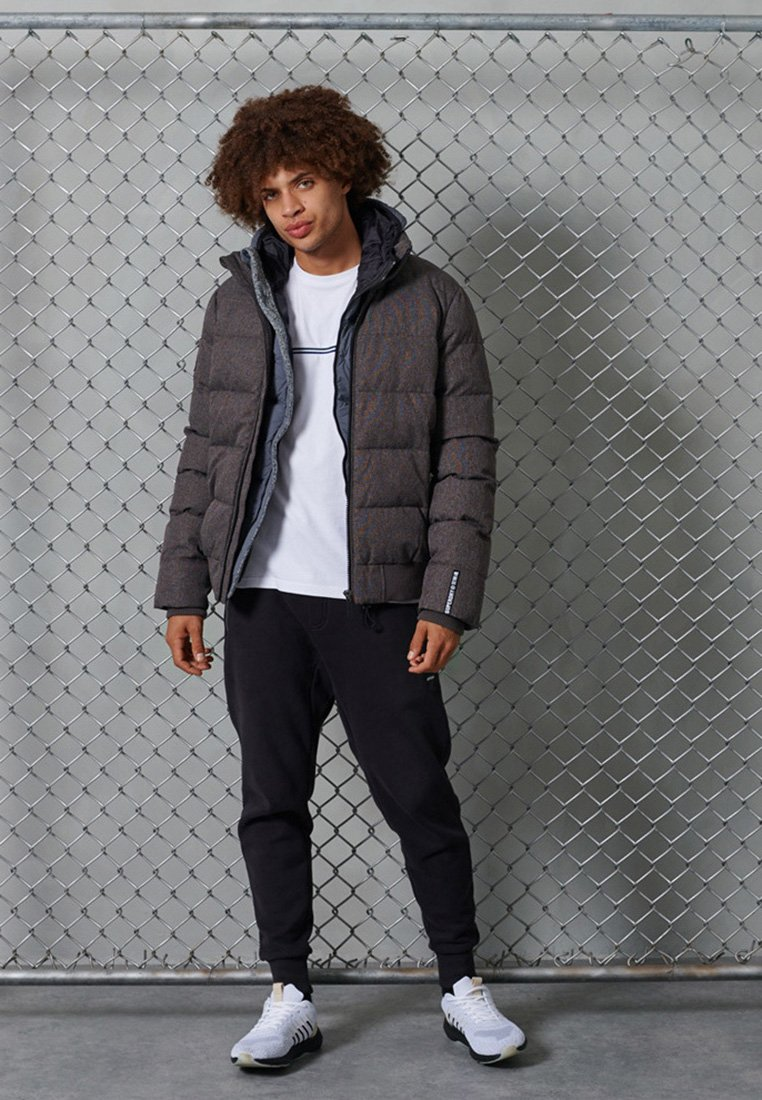 Men TRACK SPORT PUFFER - Winter jacket