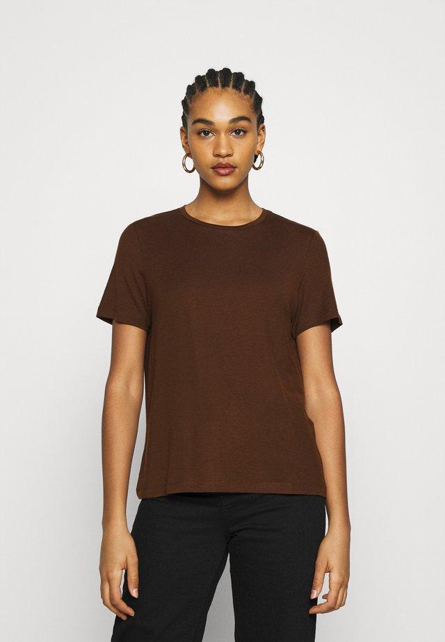 VMAVA - T-shirt basic - potting soil