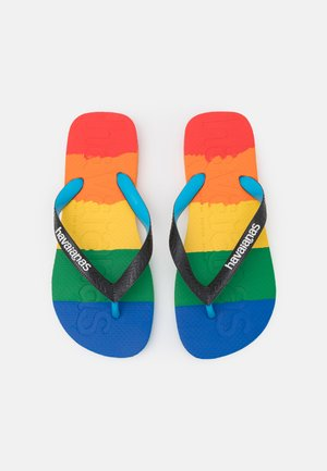 LOGOMANIA UNISEX - Japonki - gradient rainbow