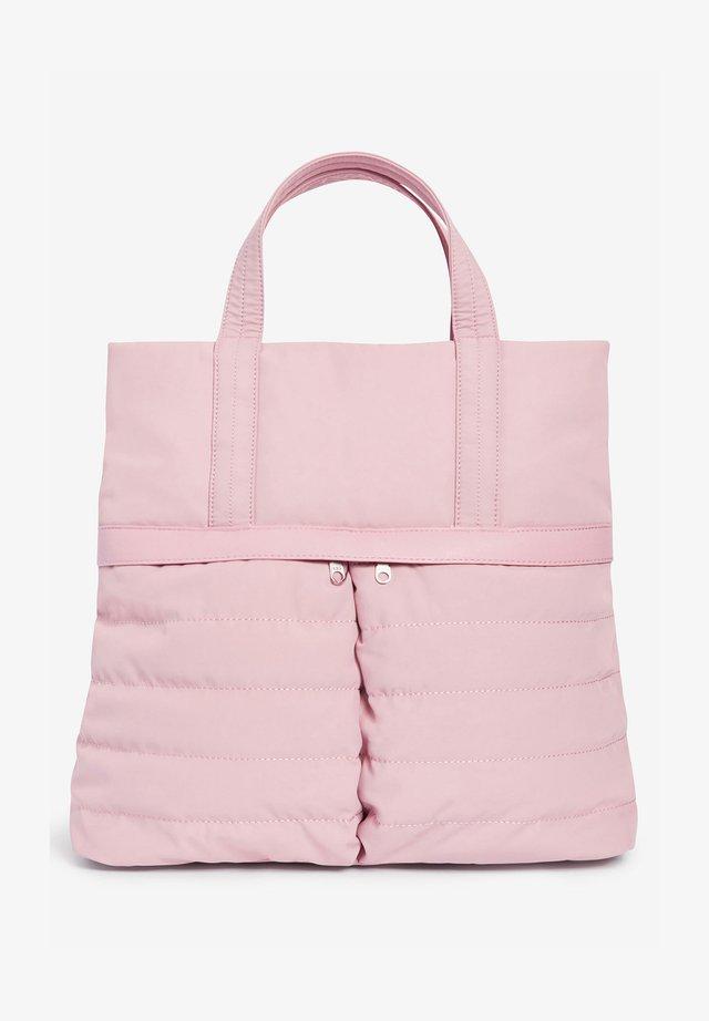 QUILT HYBRID - Batoh - pink