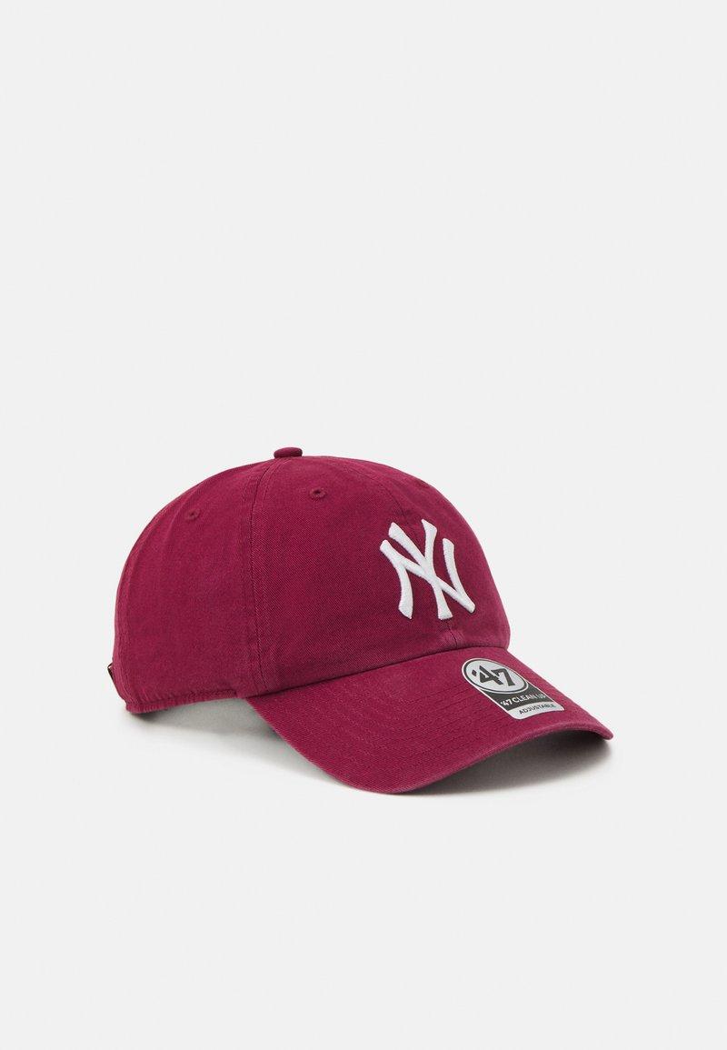 '47 - NEW YORK YANKEES CLEAN UP UNISEX - Cap - cardinal