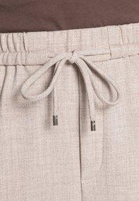 InWear - CADINA PULL ON PANT - Trousers - oatmeal melange - 4