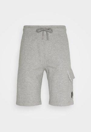 Kraťasy - grey melange