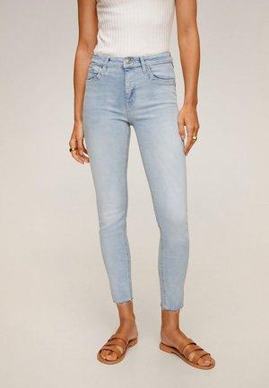 Slim fit jeans - bleu clair