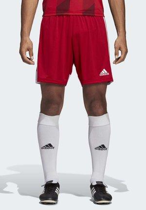 TASTIGO 19 SHORTS - kurze Sporthose - red