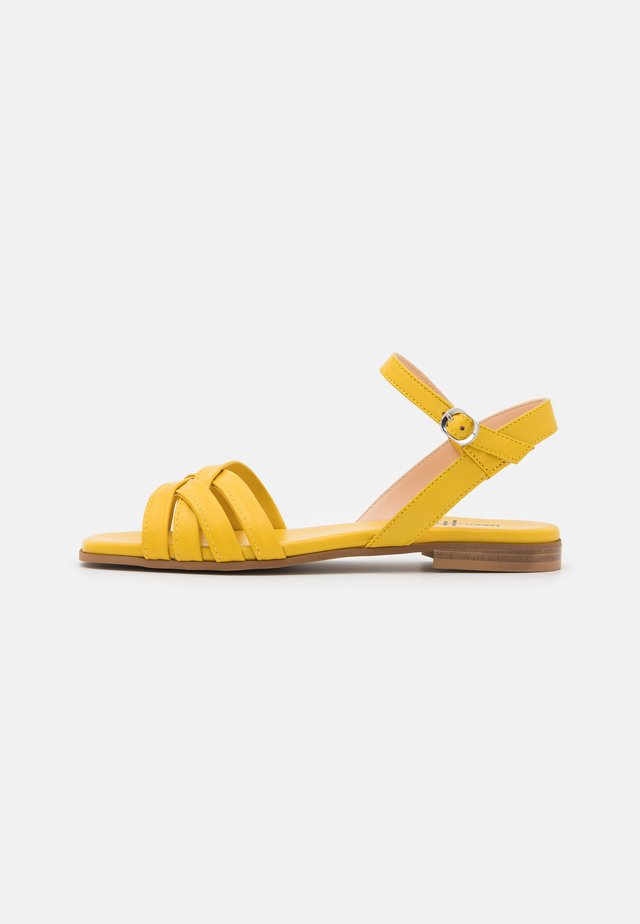 Sandaler - ceylon yellow