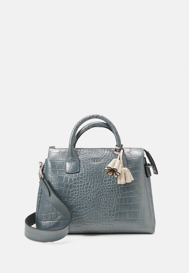 RAFFINATO LOUISA HANDBAG - Kabelka - lightblue